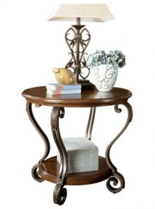 Ashley - Nestor Traditional End Table